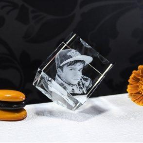 Cristal  5x5x5 Cut