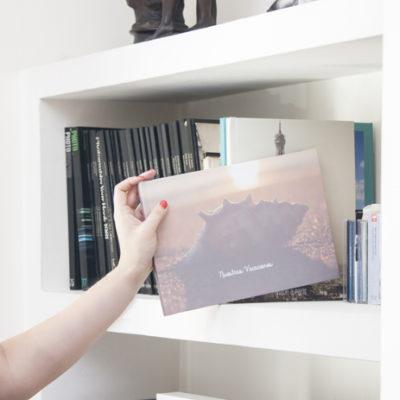 Livro Premium Panorâmico